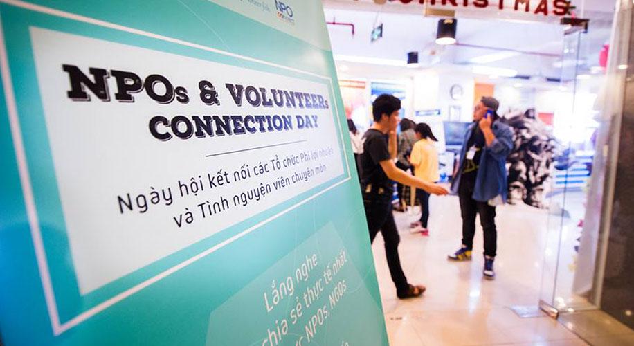 NPO & Volunteers Connection Day Vietnam