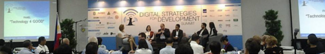 Digital Strategies for Development Summit 2014