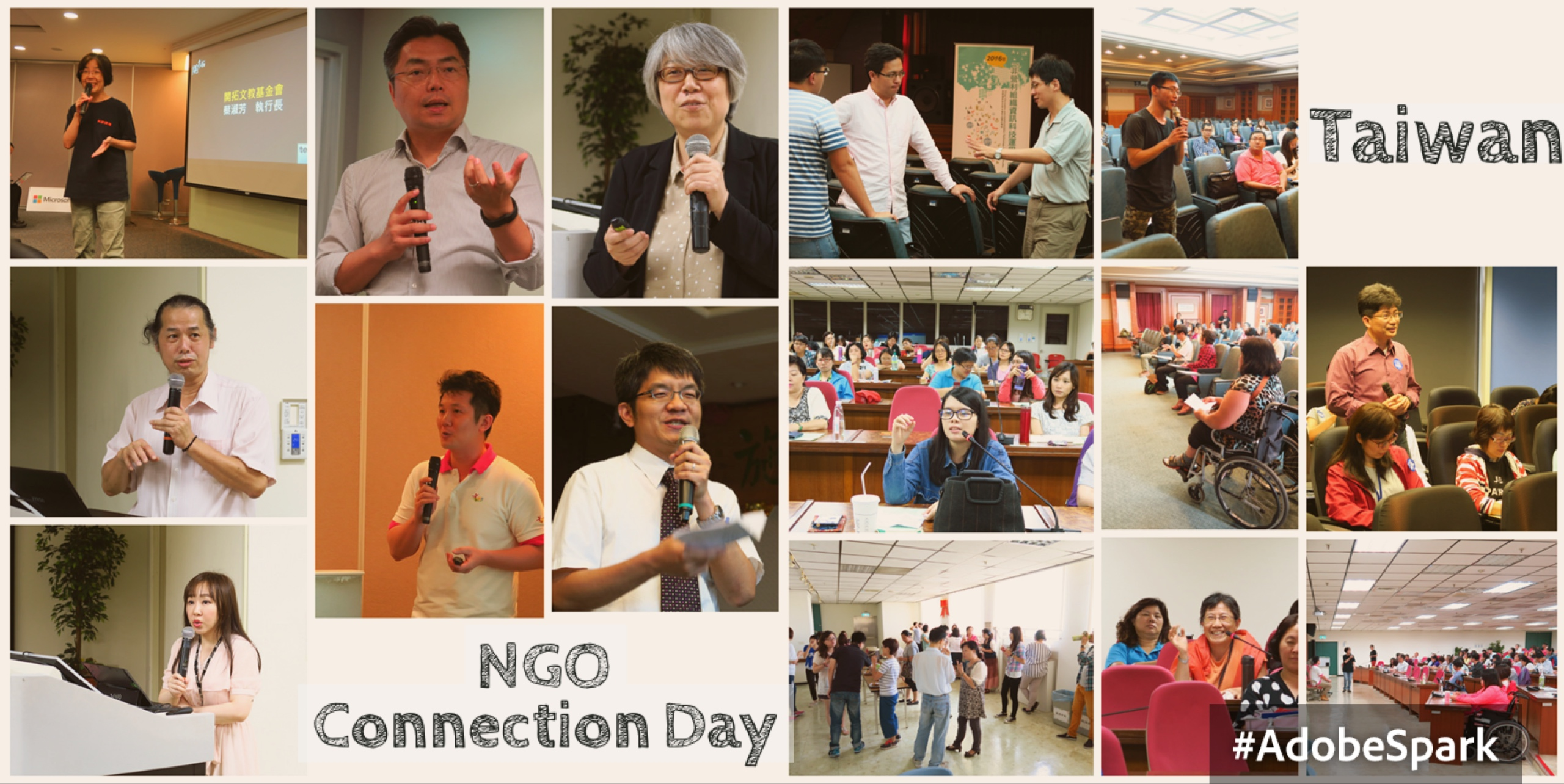 NGO Connection Day in Taiwan
