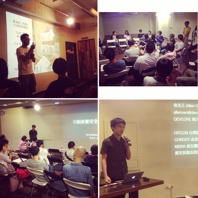 NetTuesday in Taiwan