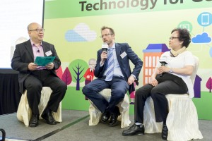 Hong Kong - Technology for Good 2016 Events