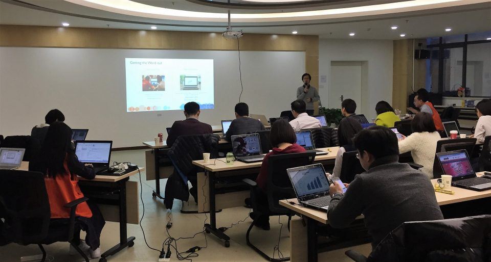 Tableau Analysis Data Training – TechSoup Asia Pacific