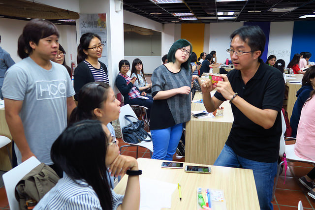 Taiwan: 2016 Video Learning Workshop and Advocacy Campaign