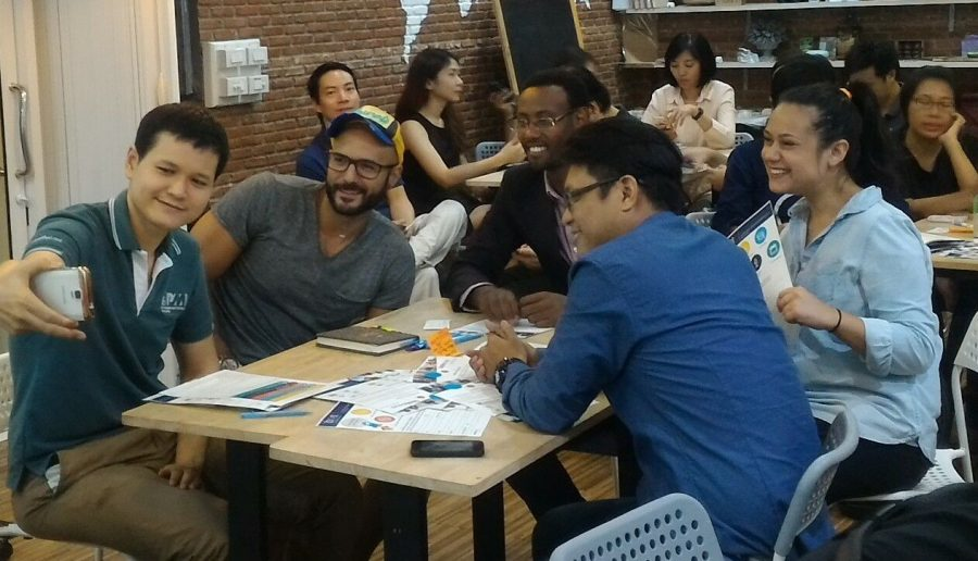 Reintroducing TechSoup Thailand