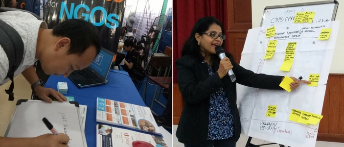 BarCamp ASEAN : Top NGO Priorities