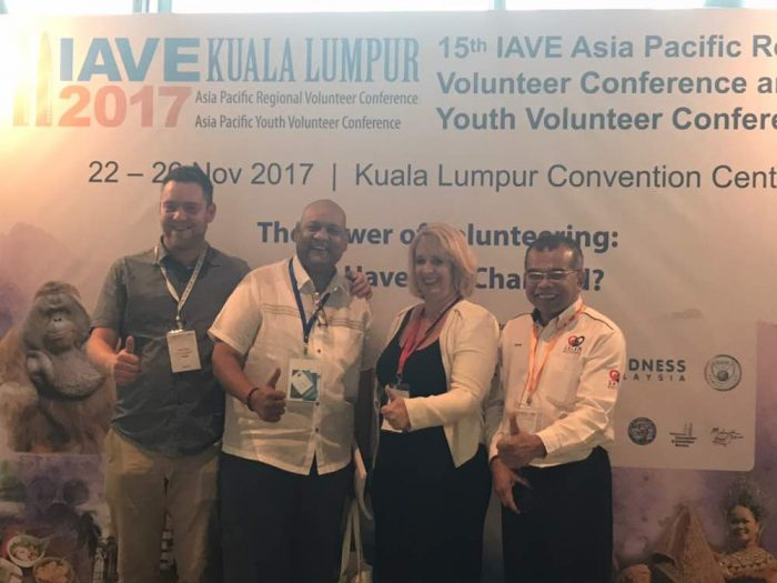 The Power of Volunteerism