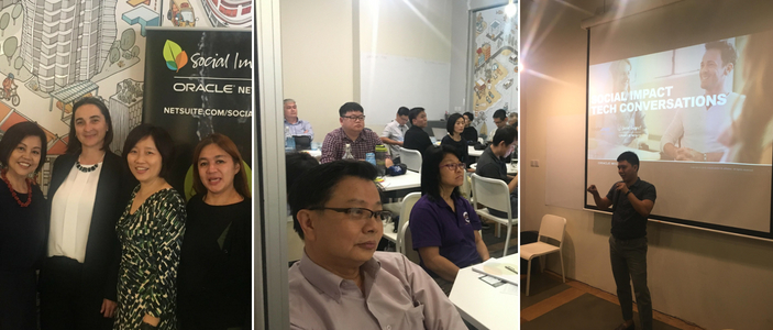 Tech Planning Smackdown in Singapore with Oracle NetSuite