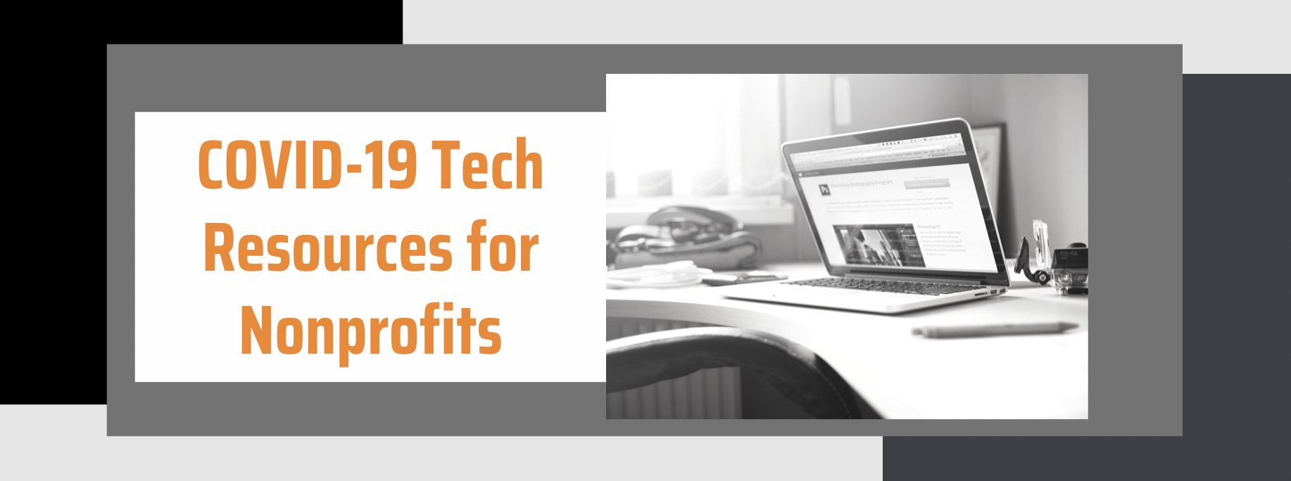 Covid-19 Tech Resources for Nonprofits